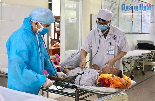 Hai bệnh viện Quảng Ngãi thuộc mạng lưới 1.000 điểm khám, chữa bệnh từ xa