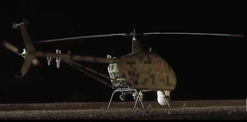 PLAGF sử dụng UAV trinh sát AV500 trong cuộc tập trận ban đêm