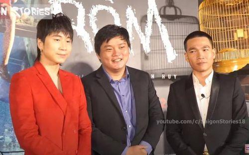 'Lão đại' Rap Việt Wowy để ngỏ khả năng theo nghiệp diễn sau phim 'Ròm'