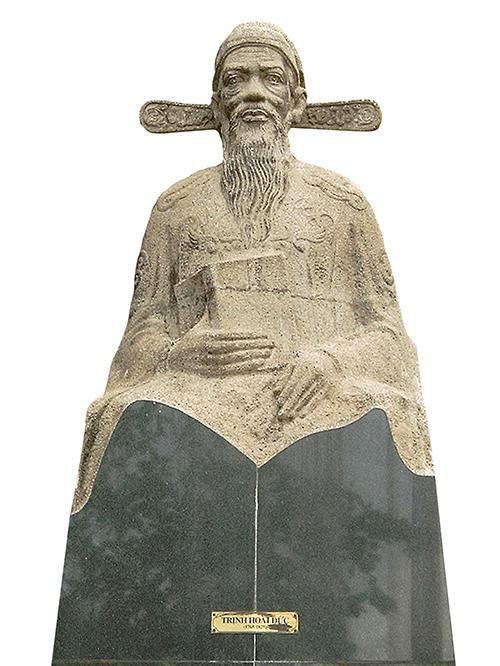 Sự nghiệp nghiên cứu và văn chương Trịnh Hoài Đức