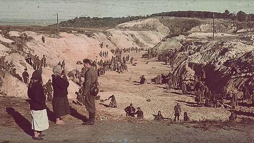 Bí mật về vụ thảm sát người Do Thái ở Ukraine trong Thế chiến II