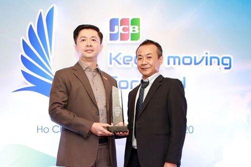 Sacombank nhận loạt giải thưởng lớn từ tổ chức thẻ JCB