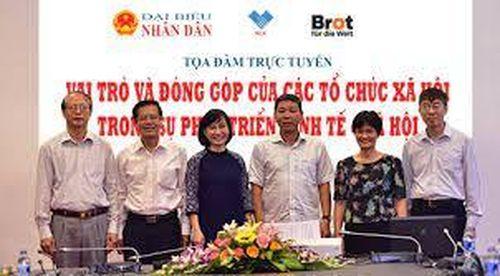 Mối quan hệ giữa Nhà nước và tổ chức xã hội trong việc thực hiện giám sát xã hội ở Việt Nam