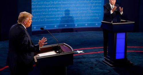 Đổi luật cuộc tranh luận, ông Trump chỉ trích cuộc chiến 'hai chọi một'