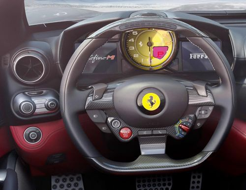 Cận cảnh siêu xe đua Ferrari Portofino M 2020