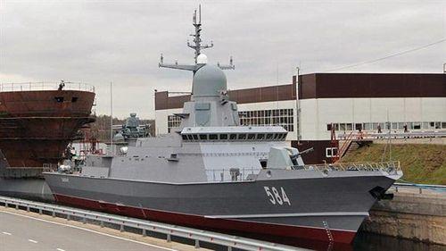 Nga thử nghiệm thành công tàu tên lửa nhỏ ở Bắc Cực