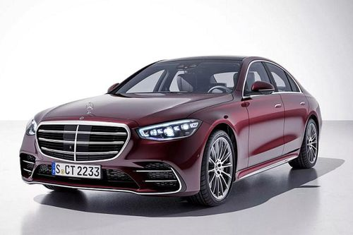 Mercedes-Benz S-Class 2021 mới từ 106.000 Euro tại Đức