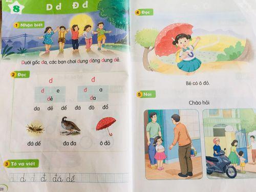 'Chương trình Tiếng Việt 1 hiện tại nặng nhất trong gần 30 năm nay'