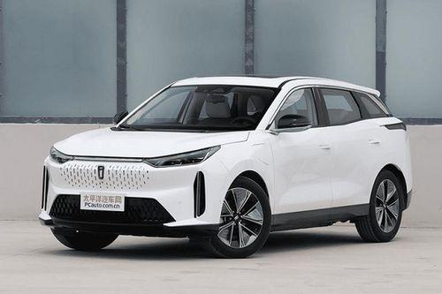 Bestune E01 - SUV điện 5 chỗ công nghệ cao từ 647 triệu đồng