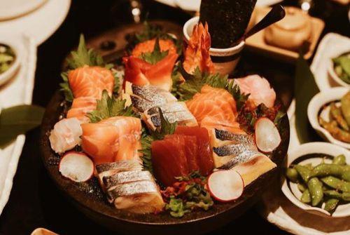Nhà hàng sushi từ bình dân đến sang chảnh ở TP.HCM