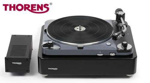 Huyền thoại Thorens TD 124 DD tái bản, giá 7.990 Euro, audiophile chờ review trước khi 'xuống tiền'
