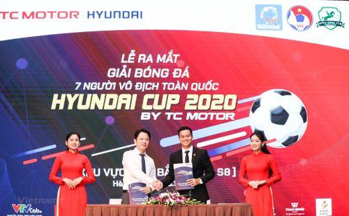 HPL-S8: Sân chơi đỉnh cao nhất 'bóng đá phủi' trở lại trong tháng 10