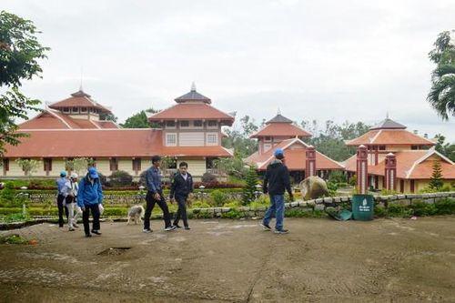 Khảo sát tiềm năng du lịch tại Tri Tôn, Tịnh Biên