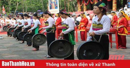 Lùi thời gian khai mạc ngày hội văn hóa dân tộc Mường lần thứ II tại Thanh Hóa