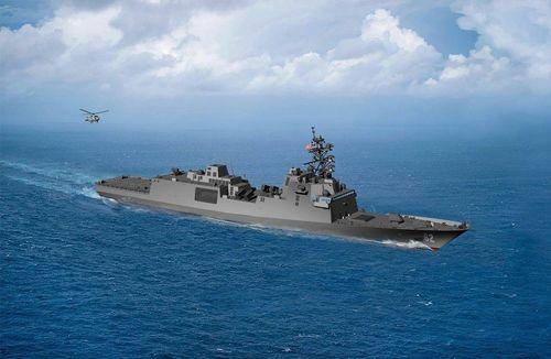 Hải quân Mỹ công bố tên của lớp khinh hạm hạng nặng mới