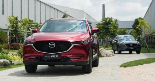 Tăng giá trở lại, lăn bánh New Mazda CX-5 tốn bao nhiêu?