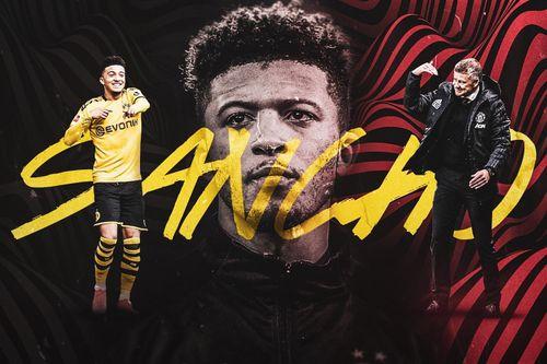 Thất bại trong vụ Sancho sẽ ám ảnh Man United