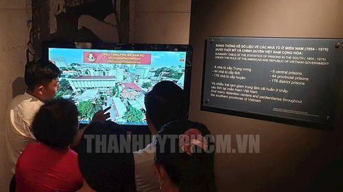 Bảo tàng Phụ nữ Nam bộ ứng dụng công nghệ trình chiếu 3D