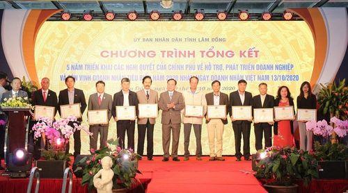 Lâm Đồng: Cải thiện môi trường đầu tư, kinh doanh vì doanh nghiệp