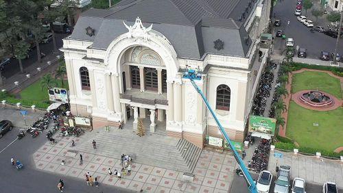 Số hóa các công trình kiến trúc cần bảo tồn