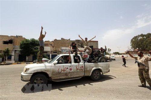 Đối thoại chính trị liên Libya sẽ được nối lại vào đầu tháng 11