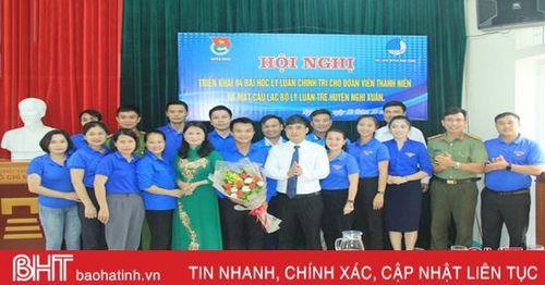 Nghi Xuân thành lập Câu lạc bộ Lý luận trẻ cho đoàn viên thanh niên