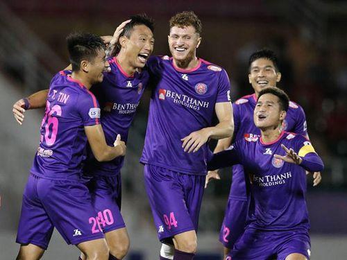 Sài Gòn FC thừa thắng xông lên