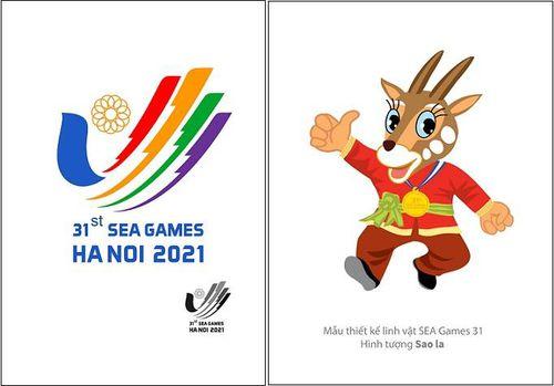 Biểu trưng, biểu tượng vui của SEA Games 31: Mang thông điệp tinh thần chiến thắng