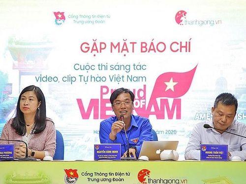Tuổi trẻ thể hiện 'tự hào Việt Nam' bằng video clip