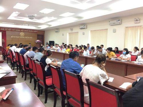 Hà Nội: Đảm bảo chất lượng trong công tác hoàn thiện chính sách, pháp luật