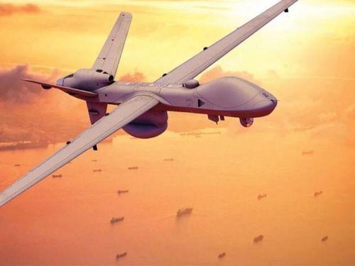 Nhật thử nghiệm UAV Thần hộ vệ biển Mỹ sản xuất gần Điếu Ngư