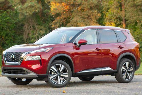 Nissan X-Trail 2021 - mẫu xe dành cho gia đình