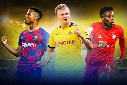 Những ứng viên cho danh hiệu Golden Boy 2020