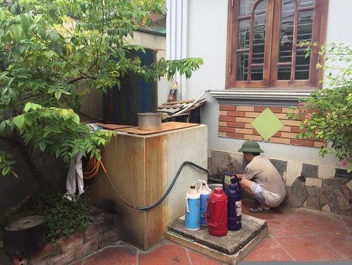 Đi tìm nguyên nhân một số xã tại ngoại thành Hà Nội người dân kêu 'khát' nước sạch