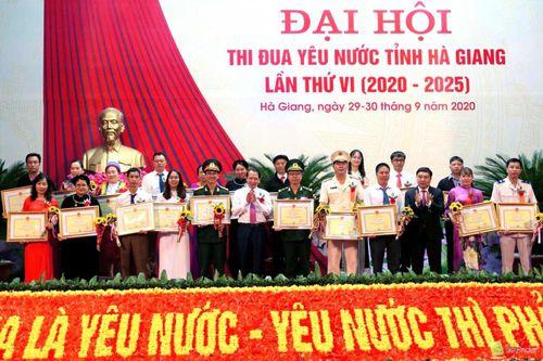 Phong trào thi đua yêu nước tỉnh Hà Giang: Nhân lên sức mạnh nội lực