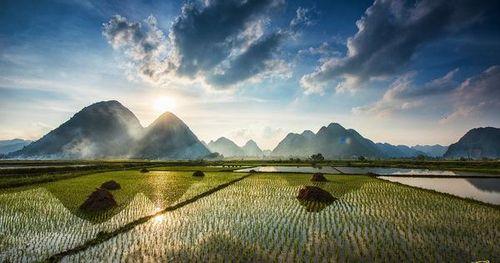 Thung Lũng Bắc Sơn - Thiên đường màu xanh nơi xứ Lạng