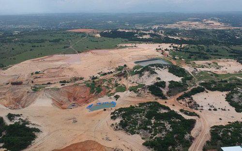 Nông sâu năng lực ông lớn đề xuất siêu dự án 14.600 tỷ tại Bình Thuận