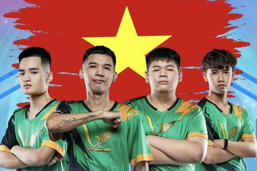 'PUBG Mobile Việt Nam đủ sức vô địch Đông Nam Á'