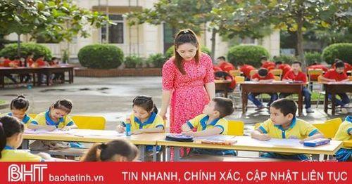 Đức Thọ tuyển dụng 40 giáo viên mầm non, tiểu học
