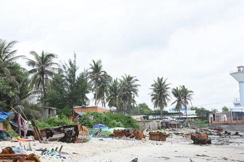 Cấp bách triển khai dự án ổn định khu dân cư Bình Hải