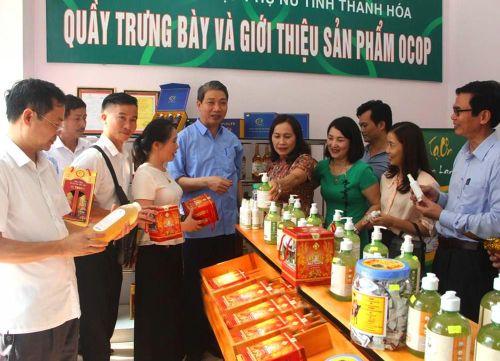 Thanh Hóa: Đa dạng điểm bán hàng Việt Nam