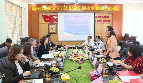 Triển khai Dự án 'Xây dựng mô hình hỗ trợ phòng, chống bạo lực đối với phụ nữ và trẻ em gái Việt Nam'