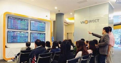 VNDirect đạt doanh thu hơn 500 tỷ đồng trong quý 3