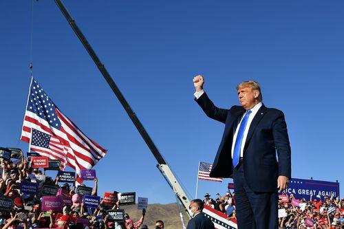Bầu cử Mỹ 2020: Tổng thống Donald Trump sẽ bỏ phiếu sớm