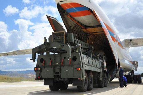 Mỹ: Việc Thổ Nhĩ Kỳ thử nghiệm hệ thống S-400 rõ ràng là bước đi sai lầm