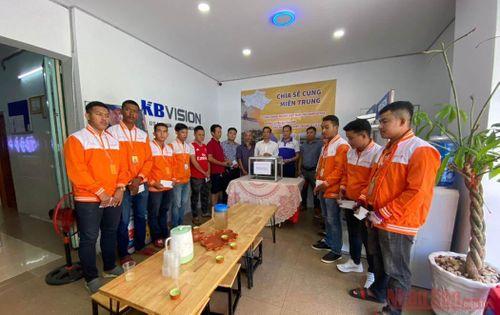 Người Việt tại Campuchia tiếp tục quyên góp ủng hộ nhân dân vùng lũ miền trung