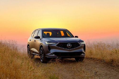 Acura MDX 2021, SUV hạng sang 7 chỗ mới có gì hay?