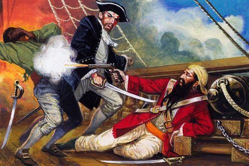 Những tên cướp biển khét tiếng, giàu có nhất lịch sử