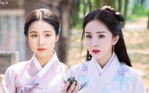 Phim của Dương Mịch - Địch Lệ Nhiệt Ba bị tố ăn cắp, 'hạ bệ' trang phục truyền thống sao Hàn Quốc