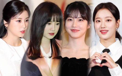 Goo Hye Sun rạng rỡ sau ly hôn, đọ sắc loạt sao Hàn trên thảm đỏ 'LHP Bucheon 2020'